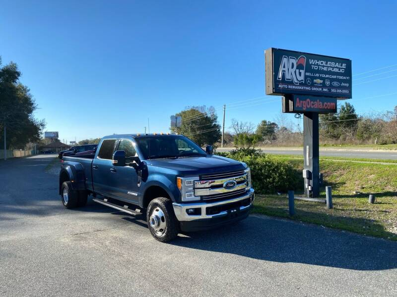 2017 Ford F-350 Super Duty for sale at Auto Remarketing Group in Ocala FL