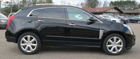 2015 Cadillac SRX for sale at The AUTOHAUS LLC in Tomahawk WI