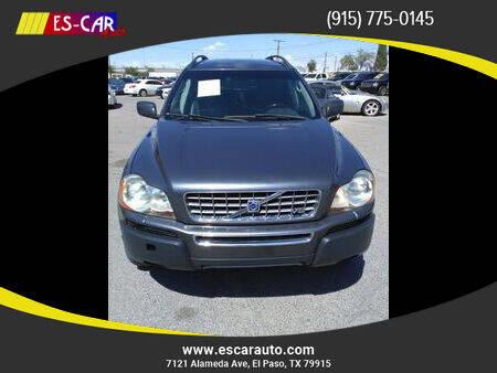 2005 Volvo XC90 for sale at Escar Auto in El Paso TX