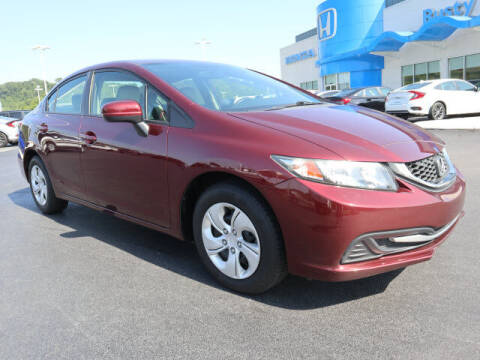 2014 Honda Civic for sale at RUSTY WALLACE HONDA in Knoxville TN