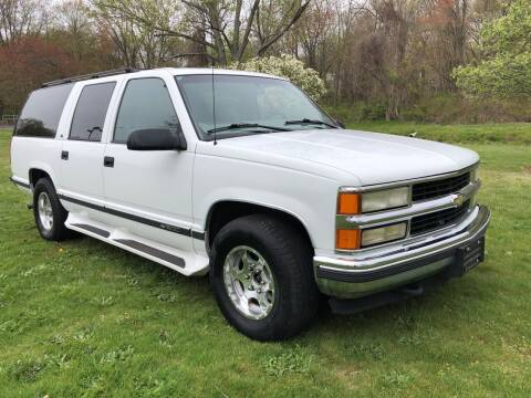 1999 Chevrolet Suburban for sale at Choice Motor Car in Plainville CT