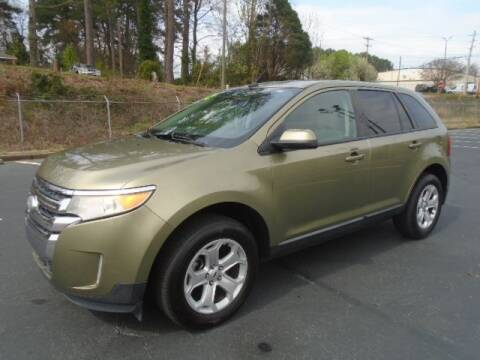 2012 Ford Edge for sale at Atlanta Auto Max in Norcross GA