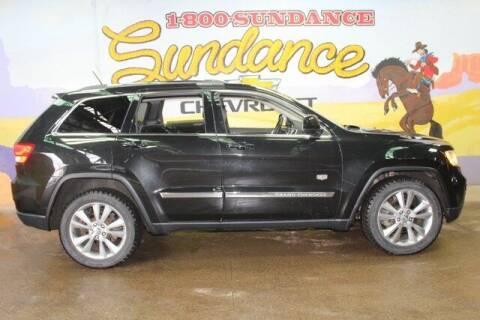 2011 Jeep Grand Cherokee for sale at Sundance Chevrolet in Grand Ledge MI