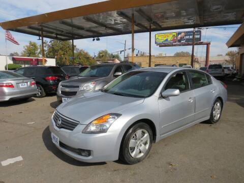 2007 Nissan Altima for sale at Nile Auto Sales in Denver CO