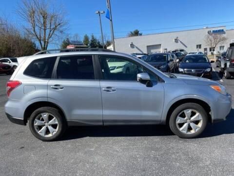 2014 Subaru Forester for sale at Bill Gatton Used Cars - BILL GATTON ACURA MAZDA in Johnson City TN