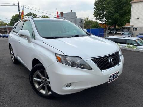 2010 Lexus RX 350 for sale at PRNDL Auto Group in Irvington NJ