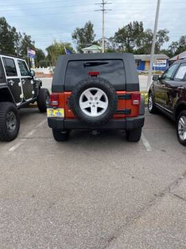 2009 Jeep Wrangler Unlimited for sale at Good Clean Cars in Melbourne FL