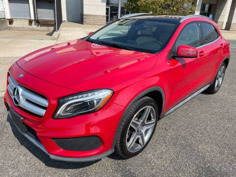 2015 Mercedes-Benz GLA for sale at HI CLASS AUTO SALES in Staten Island NY