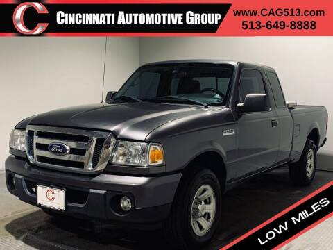 2011 Ford Ranger for sale at Cincinnati Automotive Group in Lebanon OH