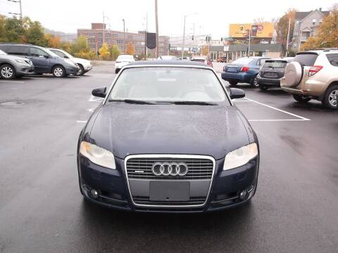 2008 Audi A4 for sale at Sharp Auto Center in Worcester MA