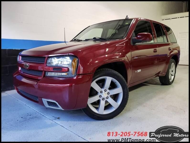 2008 Chevrolet TrailBlazer for sale at PREFERRED MOTORS in Tampa FL