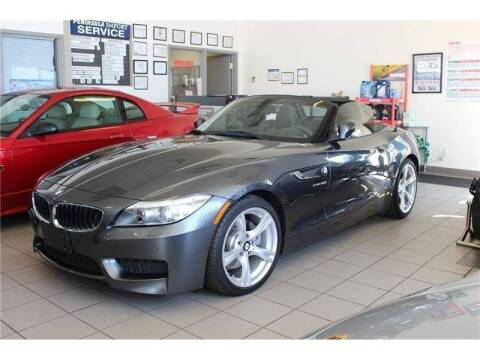 2014 BMW Z4 for sale at Peninsula Motor Vehicle Group in Oakville Ontario NY