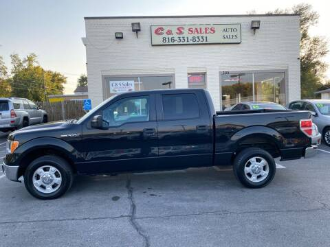 2013 Ford F-150 for sale at C & S SALES in Belton MO