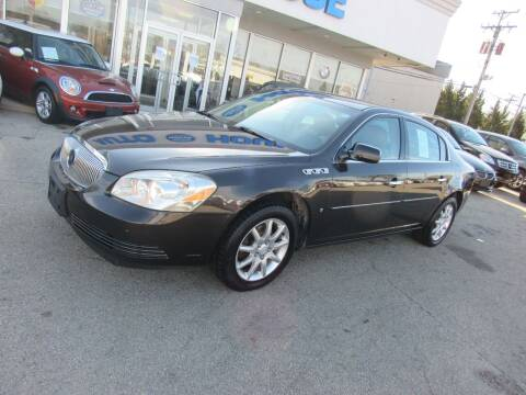 2008 Buick Lucerne for sale at Auto House Motors in Downers Grove IL