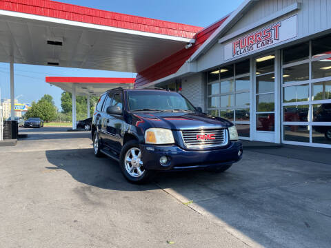 2007 GMC Envoy for sale at Furrst Class Cars LLC in Charlotte NC