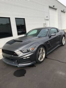 2015 Ford Mustang for sale at Wholesale Direct in Wilmington NC