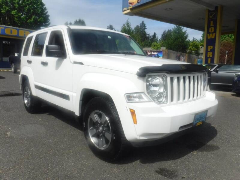 2008 Jeep Liberty for sale at Brooks Motor Company, Inc in Milwaukie OR