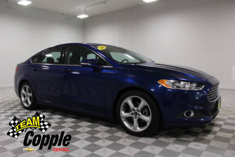 2016 Ford Fusion for sale at Copple Chevrolet GMC Inc in Louisville NE