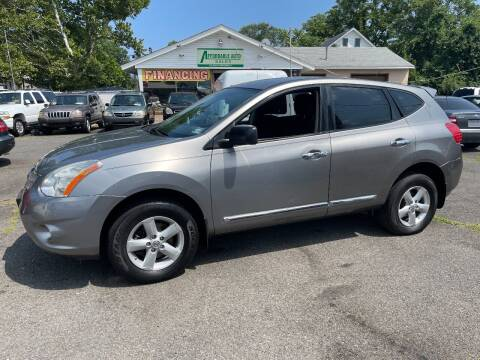 2012 Nissan Rogue for sale at Affordable Auto Detailing & Sales in Neptune NJ