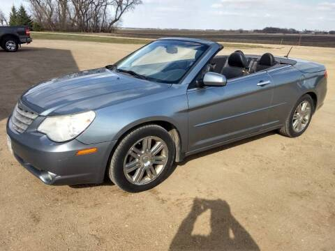 2009 Chrysler Sebring for sale at RDJ Auto Sales in Kerkhoven MN
