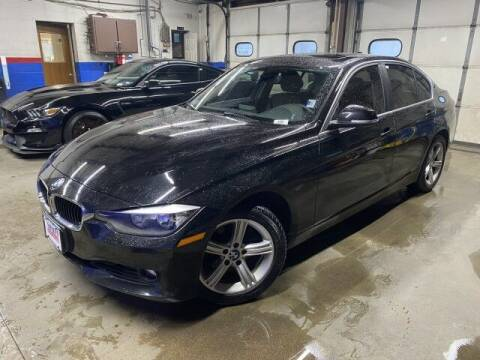 2015 BMW 3 Series for sale at Sonias Auto Sales in Worcester MA