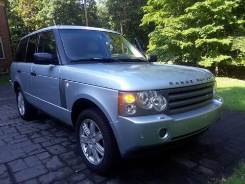 2008 Land Rover Range Rover for sale at M & M Auto Brokers in Chantilly VA