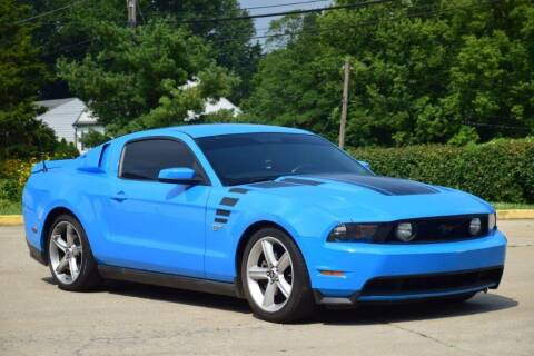 2010 Ford Mustang for sale at Digital Auto in Lexington KY