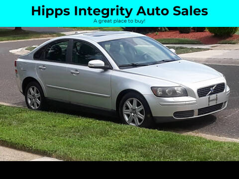 2007 Volvo S40 for sale at Hipps Integrity Auto Sales in Delran NJ
