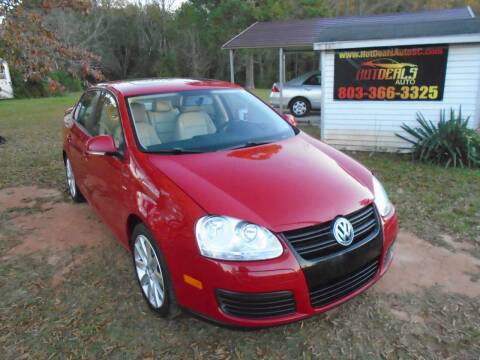 2010 Volkswagen Jetta for sale at Hot Deals Auto LLC in Rock Hill SC