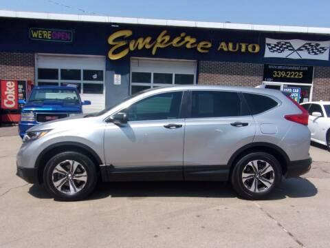 2018 Honda CR-V for sale at Empire Auto Sales in Sioux Falls SD