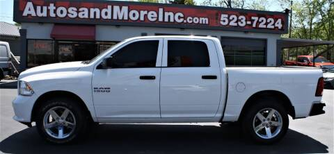 2017 RAM Ram Pickup 1500 for sale at Autos and More Inc in Knoxville TN