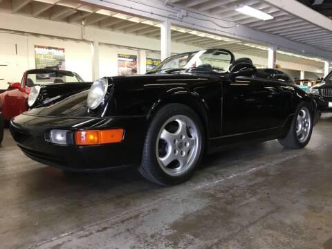 1994 Porsche 911 for sale at MANGIONE MOTORS ORANGE COUNTY in Costa Mesa CA