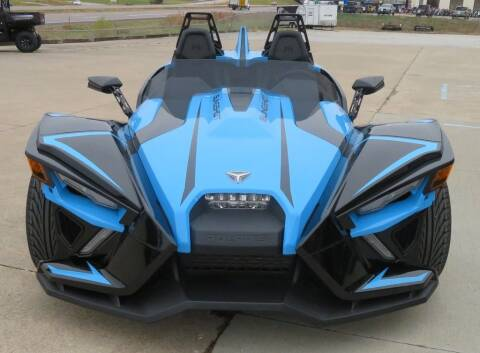 2020 Polaris Slingshot® R Autodrive for sale at Head Motor Company - Head Indian Motorcycle in Columbia MO