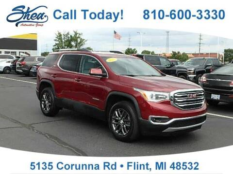 2017 GMC Acadia for sale at Jamie Sells Cars 810 in Flint MI