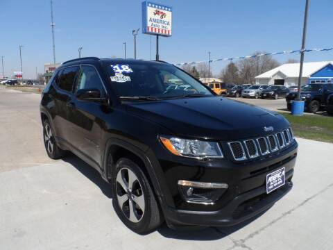 2018 Jeep Compass for sale at America Auto Inc in South Sioux City NE