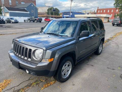 2011 Jeep Patriot for sale at Midtown Autoworld LLC in Herkimer NY