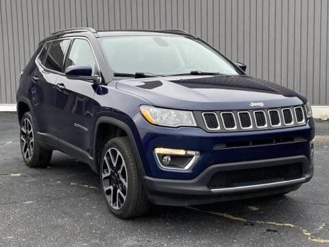 2017 Jeep Compass for sale at Bankruptcy Auto Loans Now - powered by Semaj in Brighton MI