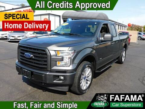 2017 Ford F-150 for sale at FAFAMA AUTO SALES Inc in Milford MA
