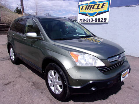 2008 Honda CR-V for sale at Circle Auto Center in Colorado Springs CO
