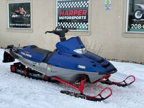 2003 Polaris RMK 800 151in LOW MILES for sale at Harper Motorsports-Powersports in Post Falls ID