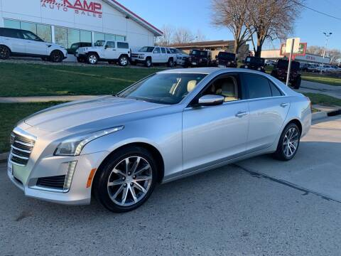 2016 Cadillac CTS for sale at Efkamp Auto Sales LLC in Des Moines IA