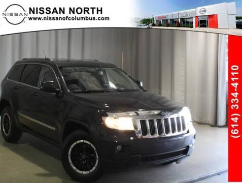 2012 Jeep Grand Cherokee for sale at Auto Center of Columbus in Columbus OH