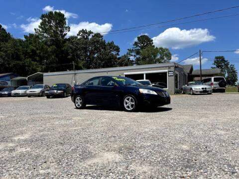 2009 Pontiac G6 for sale at Barrett Auto Sales in North Augusta SC
