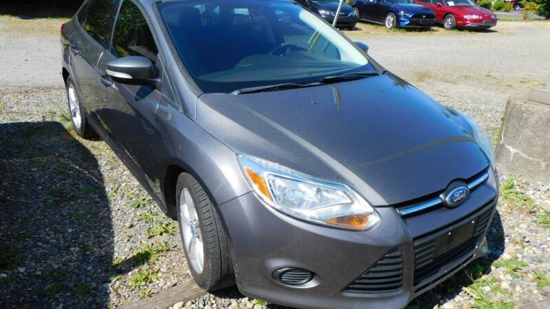2013 Ford Focus for sale at M & M Auto Sales LLc in Olympia WA