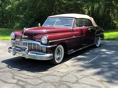 1949 Desoto Custom for sale at CARuso Classic Cars in Tampa FL