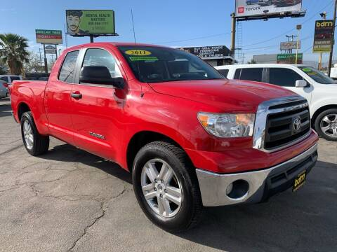 2011 Toyota Tundra for sale at BEST DEAL MOTORS  INC. CARS AND TRUCKS FOR SALE in Sun Valley CA