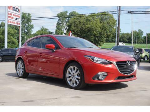 2015 Mazda MAZDA3 for sale at Sand Springs Auto Source in Sand Springs OK