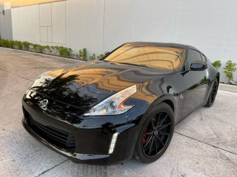 2015 Nissan 370Z for sale at Auto Beast in Fort Lauderdale FL