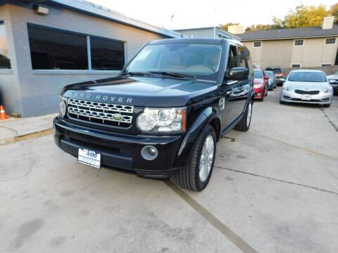 2010 Land Rover LR4 for sale at AMD AUTO in San Antonio TX