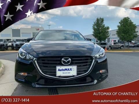 2018 Mazda MAZDA3 for sale at Automax of Chantilly in Chantilly VA